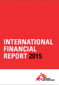 International Financial Report 2015